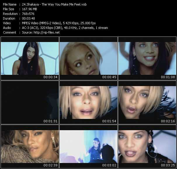 Shakaya video screenshot
