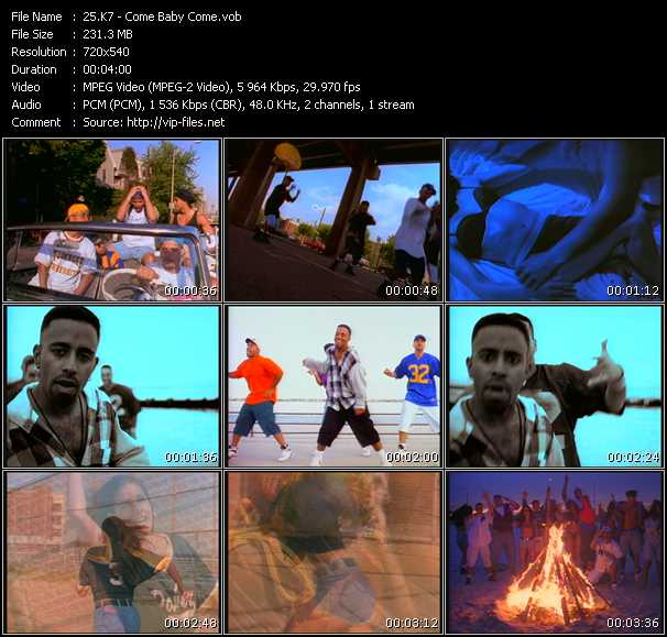 K7 video screenshot