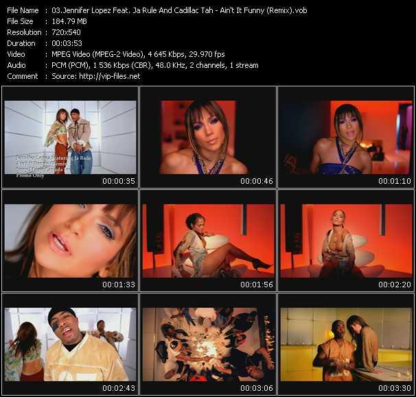 Jennifer Lopez Feat. Ja Rule And Cadillac Tah video screenshot