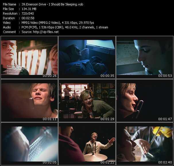 Emerson Drive video screenshot