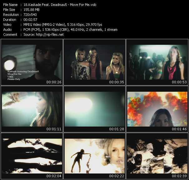 Kaskade And Deadmau5 video screenshot