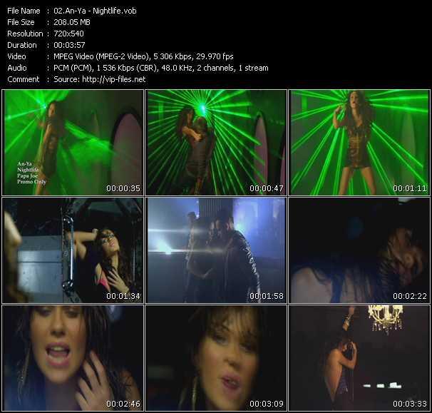 An-Ya video screenshot