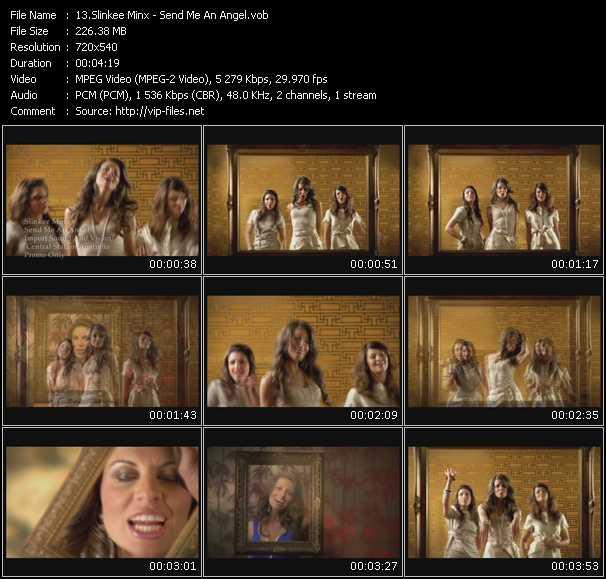 Slinkee Minx video screenshot