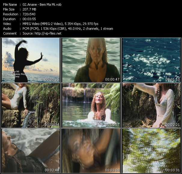 Anane video screenshot