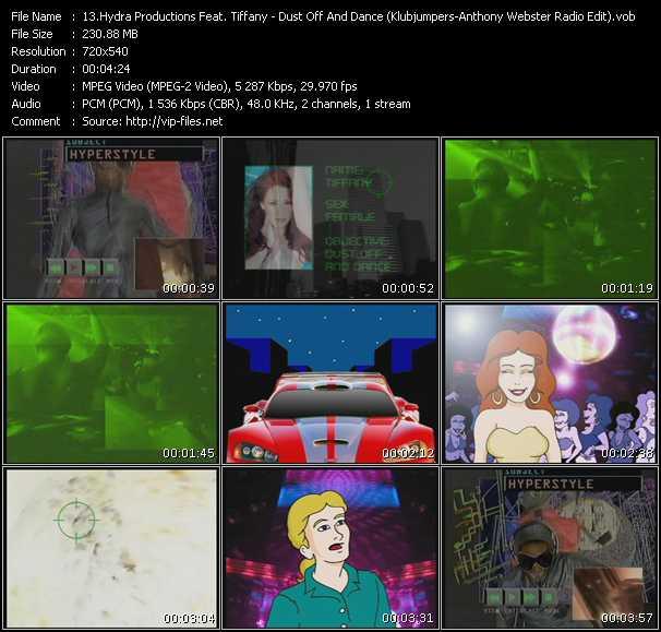 Hydra Productions Feat. Tiffany video screenshot