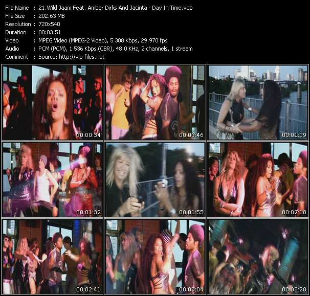 Wild Jaam Feat. Amber Dirks And Jacinta video screenshot