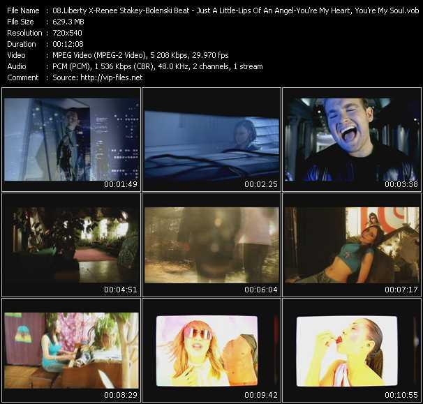 Liberty X - Renee Stakey - Bolenski Beat video screenshot