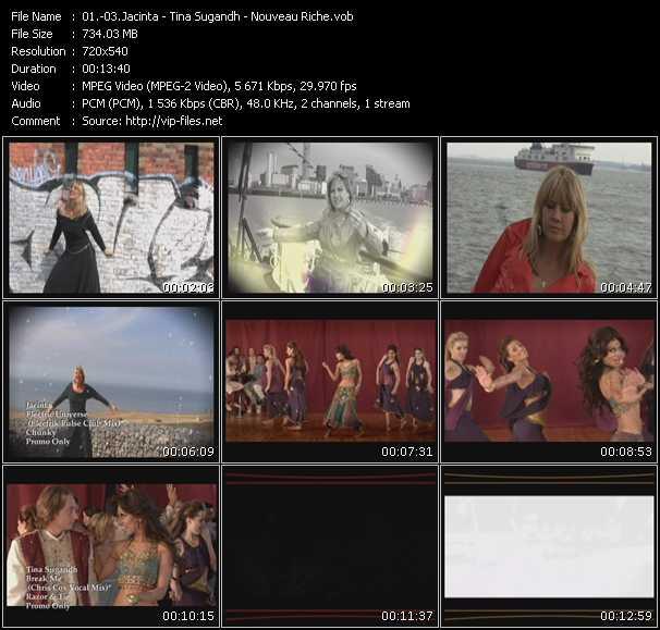 Jacinta - Tina Sugandh - Nouveau Riche video screenshot
