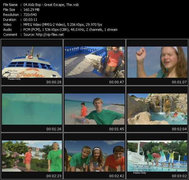 Kidz Bop video screenshot