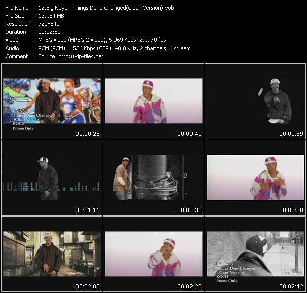 Big Noyd video screenshot