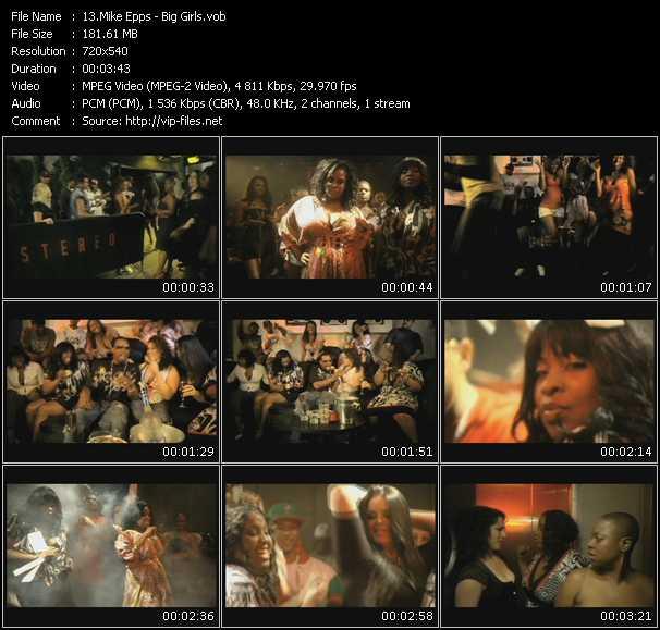 Mike Epps video screenshot