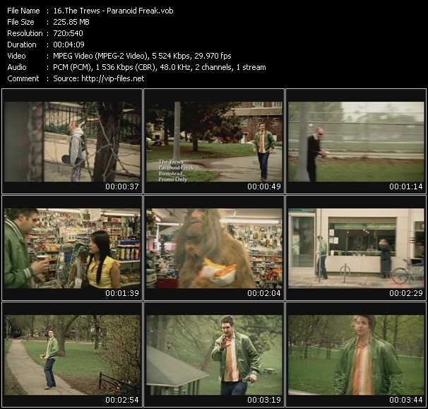Trews video screenshot