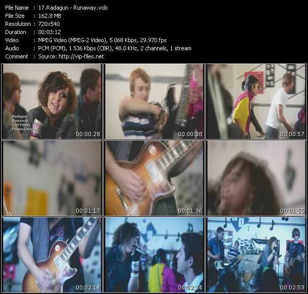 Radagun video screenshot