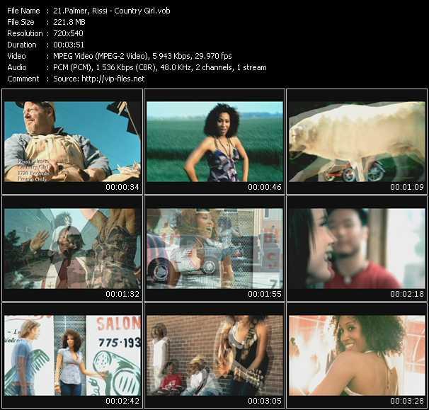Rissi Palmer video screenshot