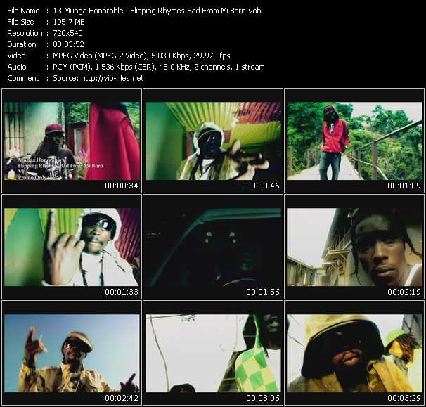Munga Honorable video screenshot