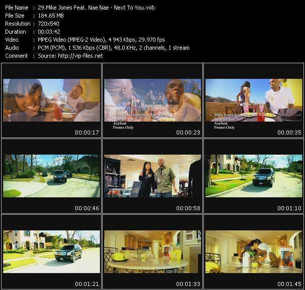Mike Jones Feat. Nae Nae video screenshot