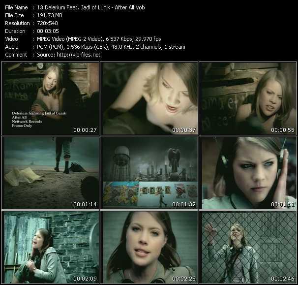 Delerium Feat. Jadl of Lunik video screenshot