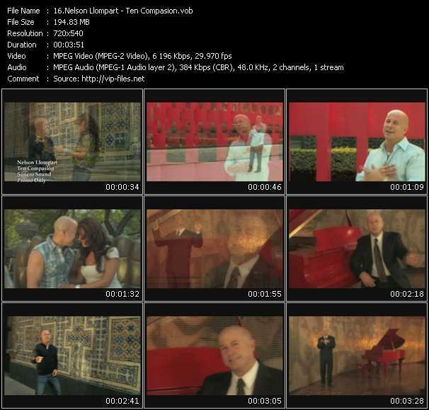 Nelson Llompart video screenshot