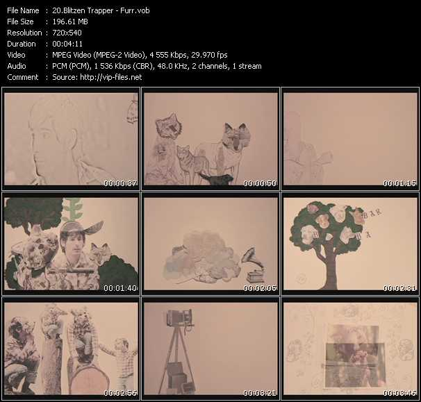 Blitzen Trapper video screenshot
