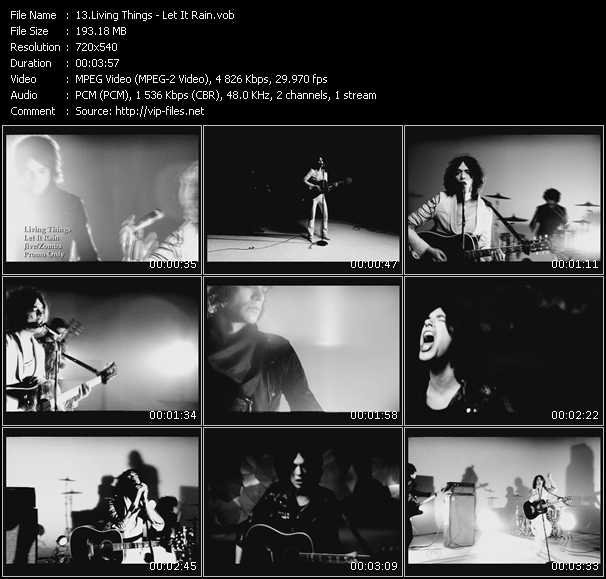 Living Things video screenshot