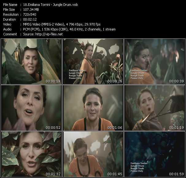 Emiliana Torrini video screenshot
