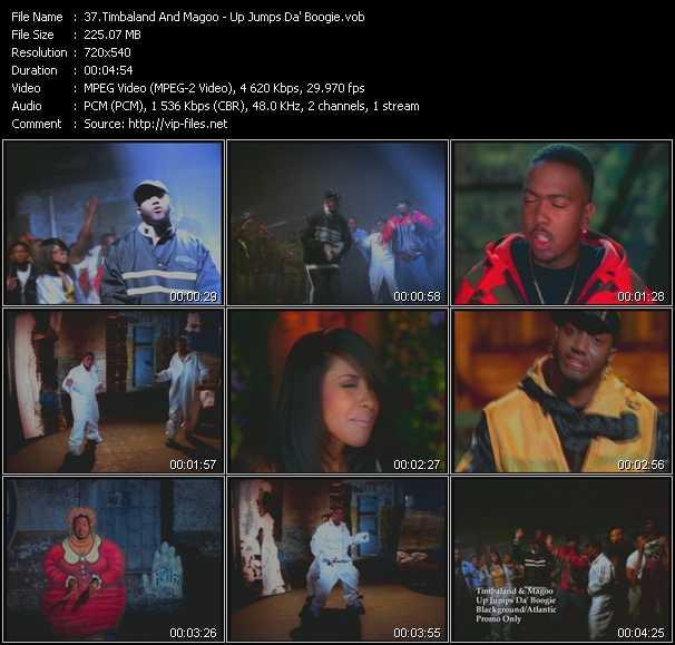 video Up Jumps Da' Boogie screen