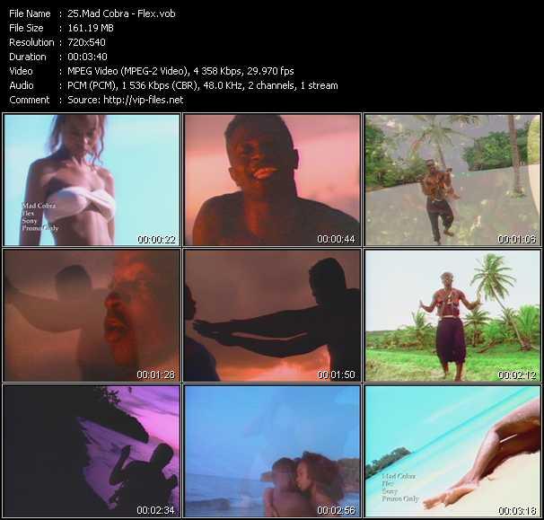 Mad Cobra video screenshot