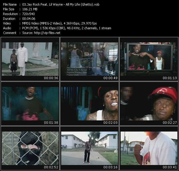 Jay Rock Feat. Lil' Wayne video screenshot
