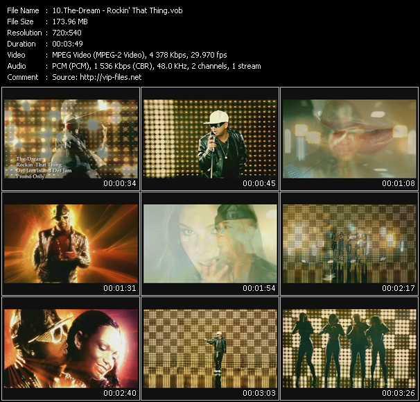 The-Dream video screenshot