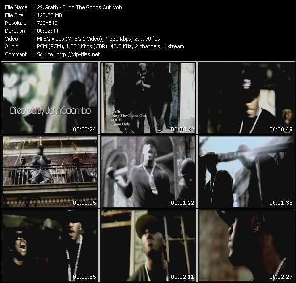 Grafh video screenshot