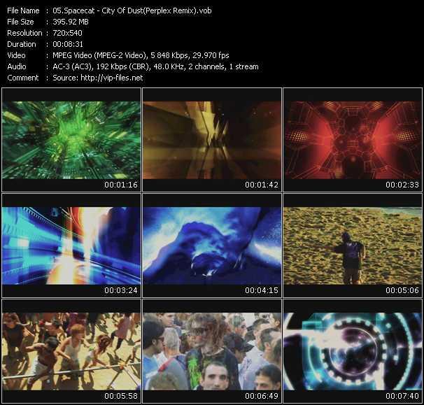 Spacecat video screenshot