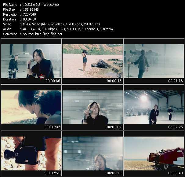 Echo Jet video screenshot