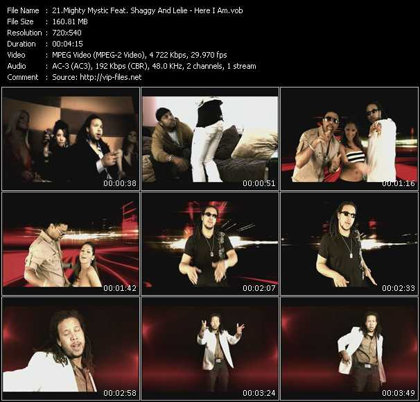 Mighty Mystic Feat. Shaggy And Lelie video screenshot