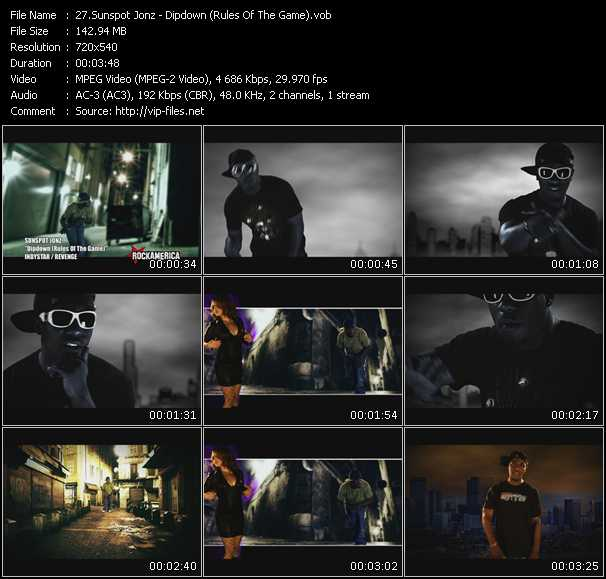 Sunspot Jonz video screenshot