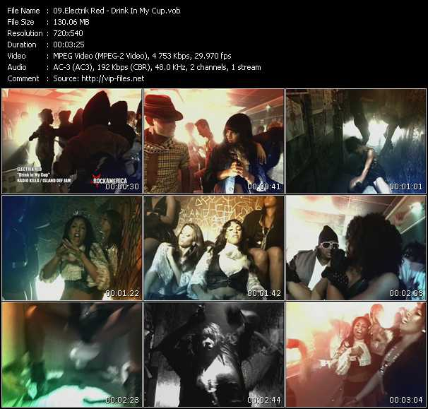 Electrik Red video screenshot