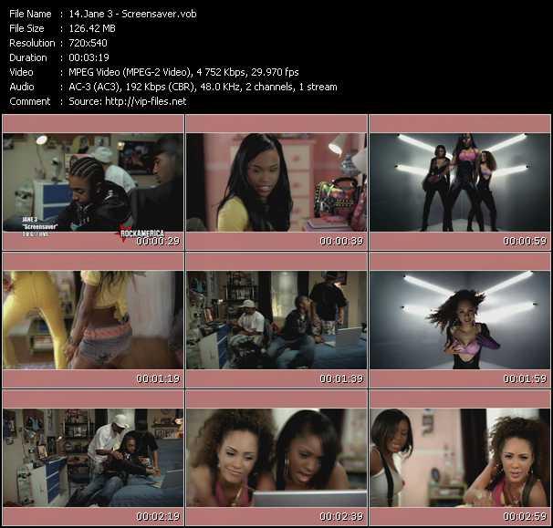 Jane 3 video screenshot