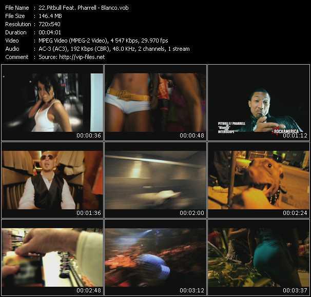 video Blanco screen