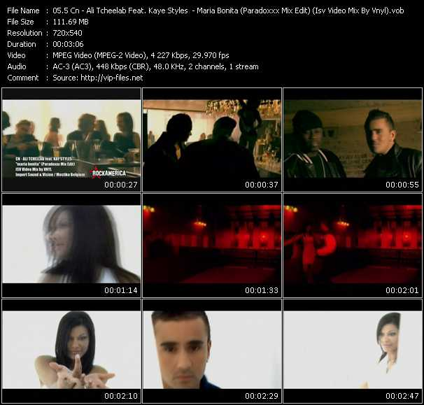 5 Cn-Ali Tcheelab Feat. Kaye Styles video screenshot