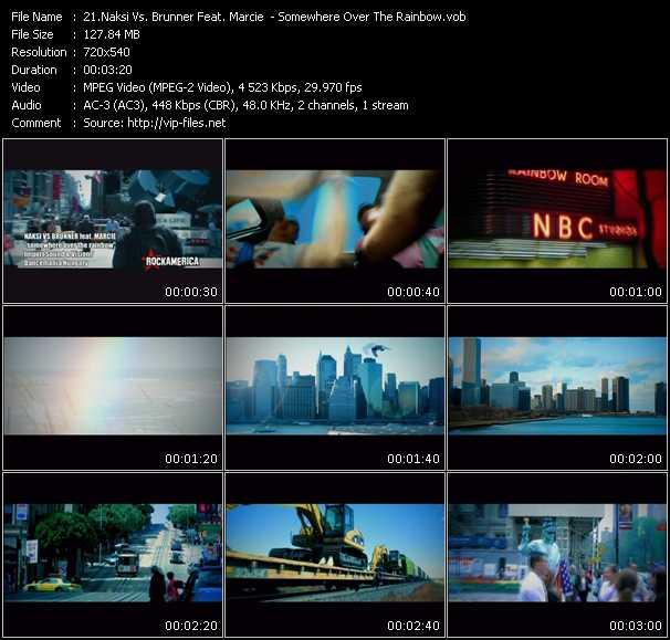 Naksi Vs. Brunner Feat. Marcie video screenshot