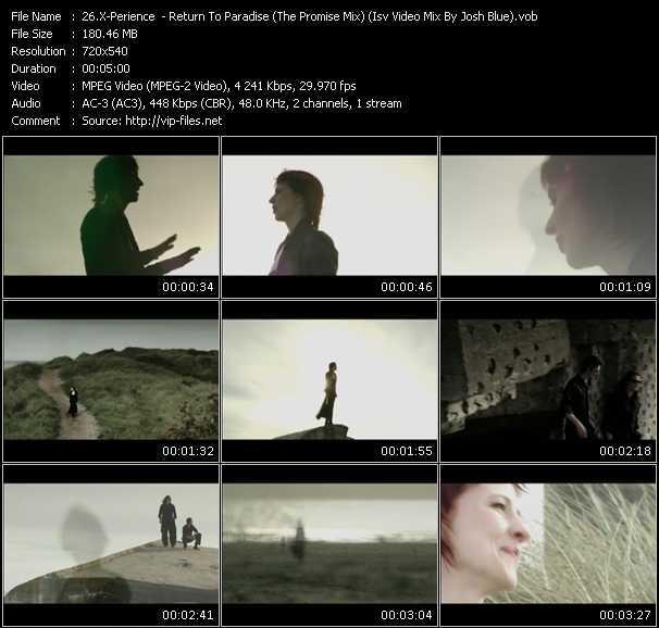 X-Perience video screenshot