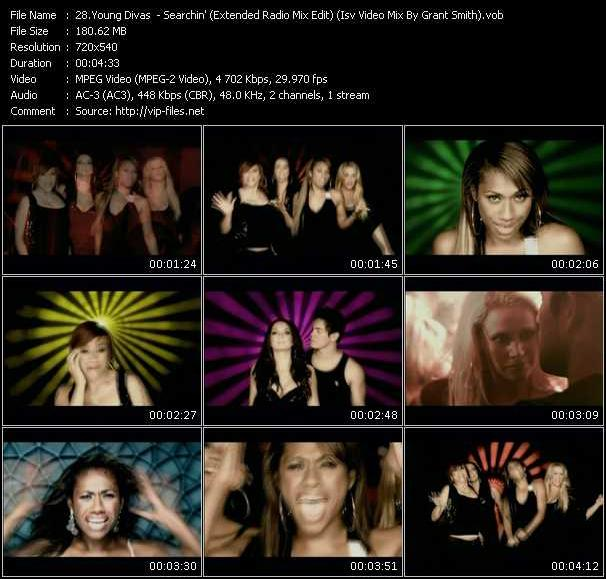 video Searchin' (Extended Radio Mix Edit) (Isv Video Mix By Grant Smith) screen