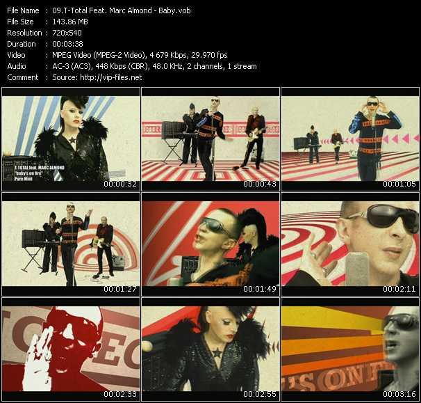 T-Total Feat. Marc Almond video screenshot