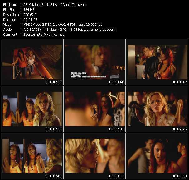 Milk Inc. Feat. Silvy video screenshot