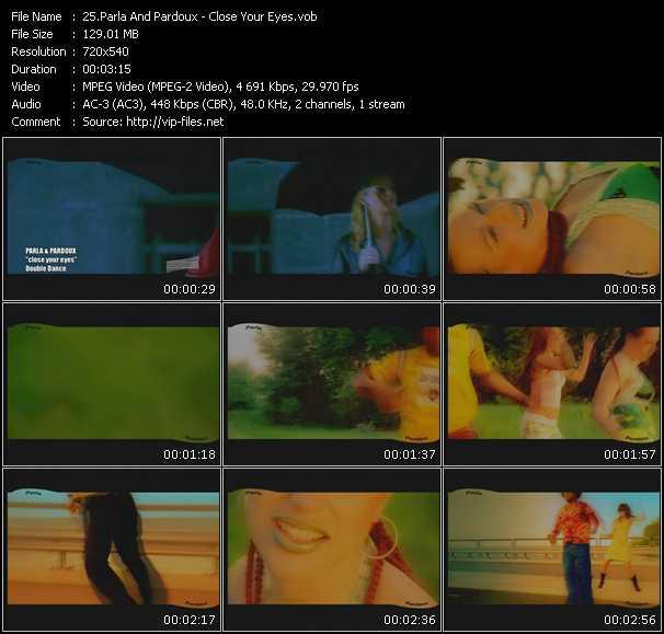 Parla And Pardoux video screenshot