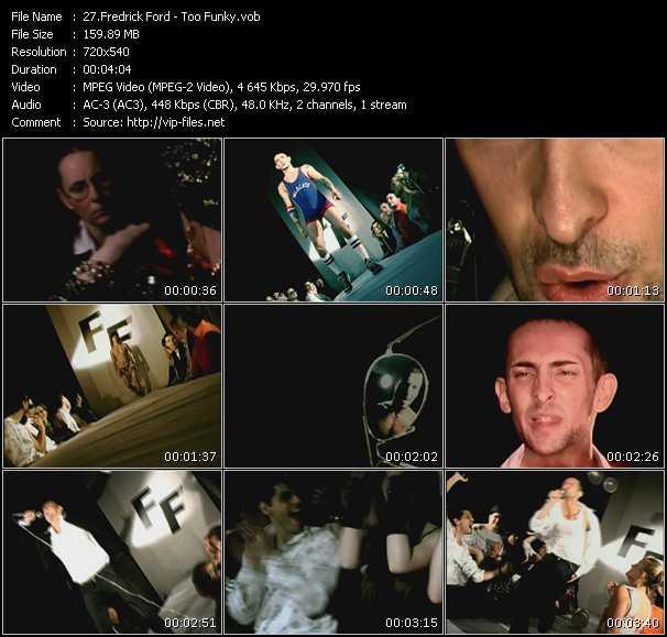 Fredrick Ford video screenshot
