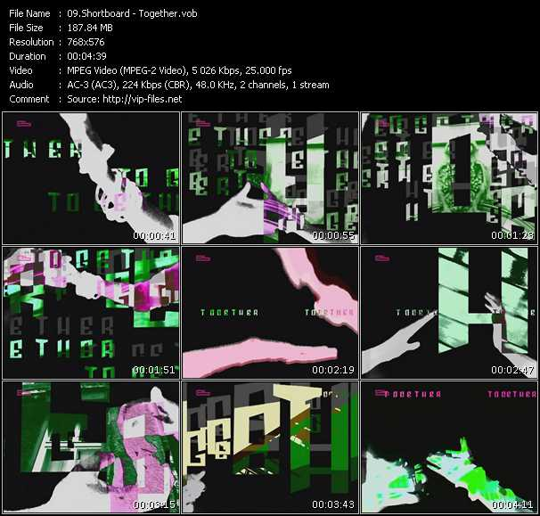 Shortboard video screenshot