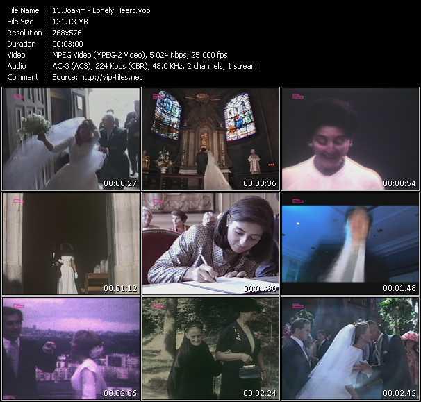 Joakim video screenshot