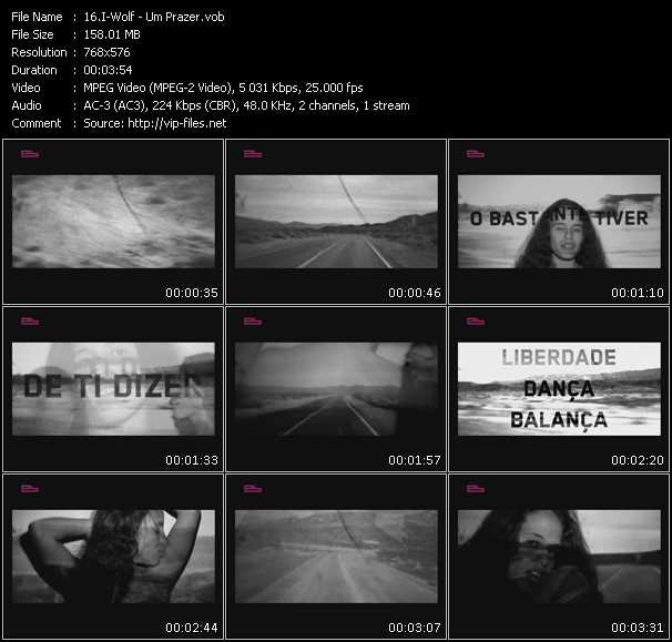 I-Wolf video screenshot