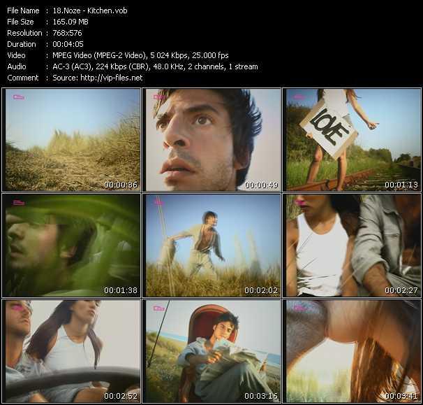 Noze video screenshot