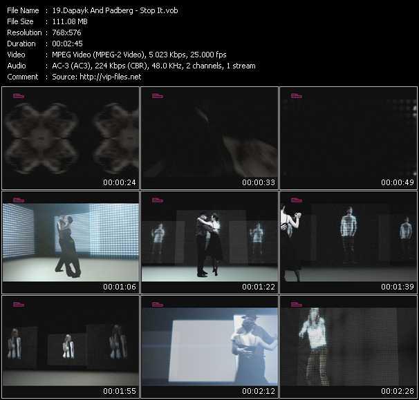 Dapayk And Padberg video screenshot